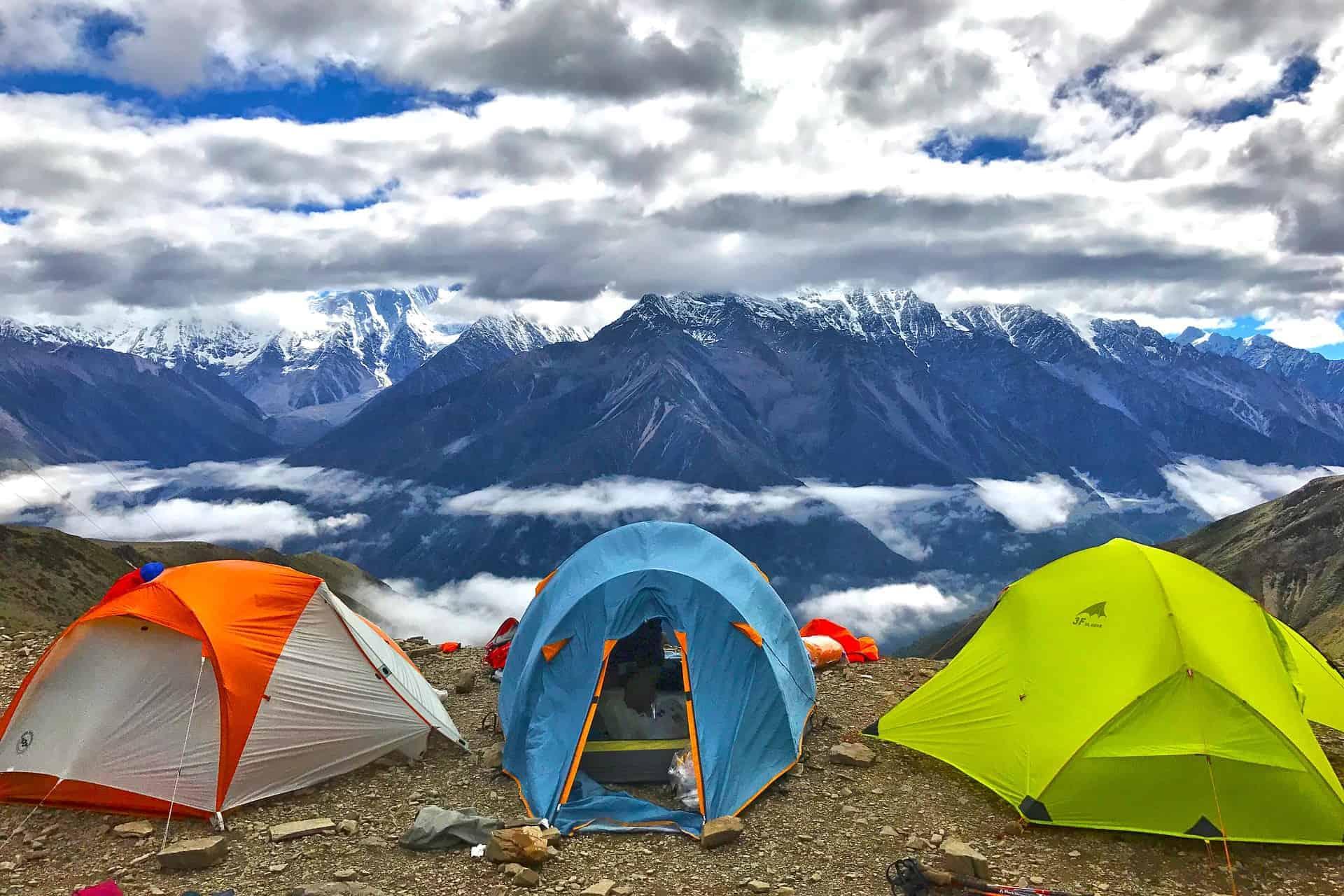 Bedste telt til 4 personer- 4 personers telt