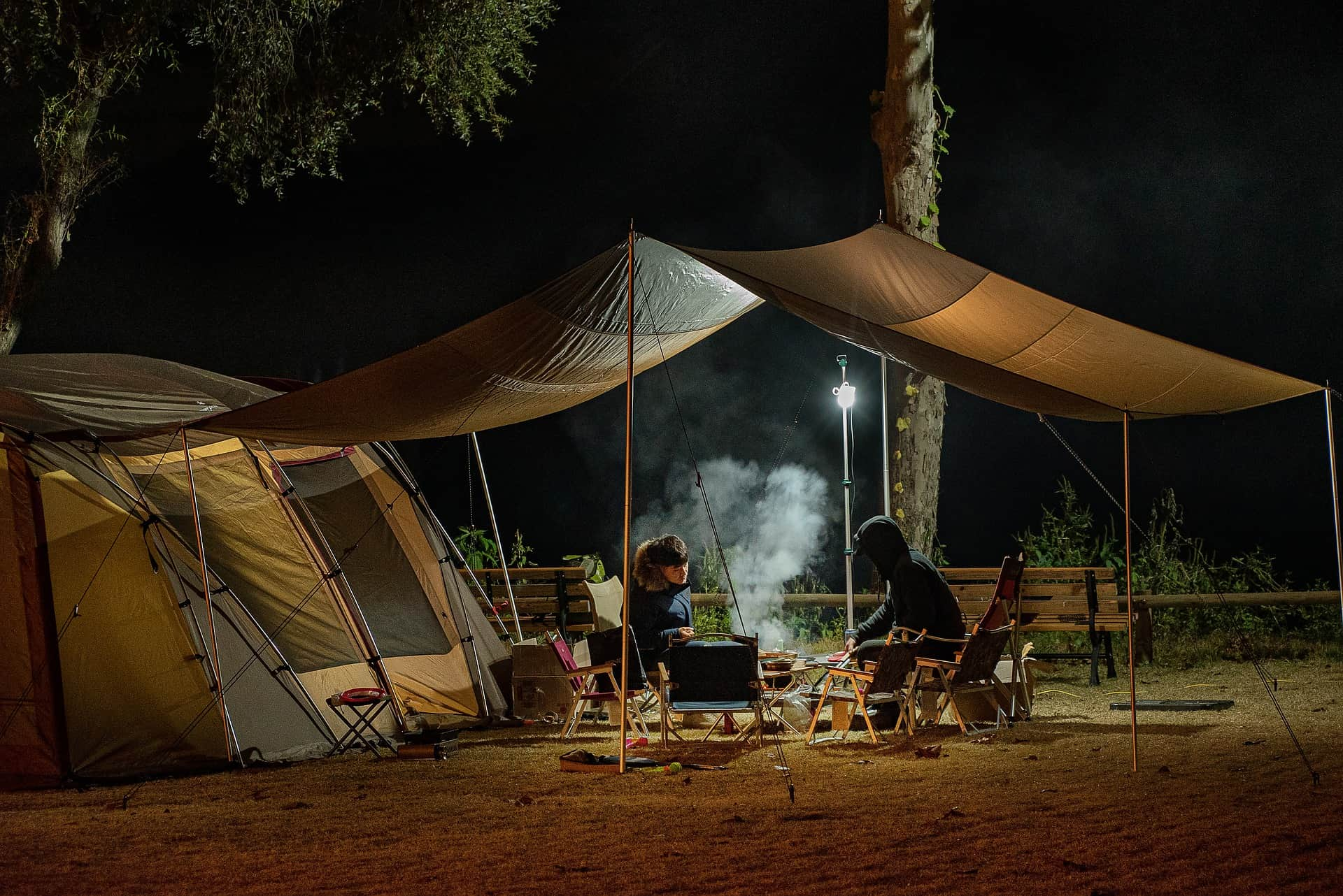 Telttesten – Stor outdoor-guide