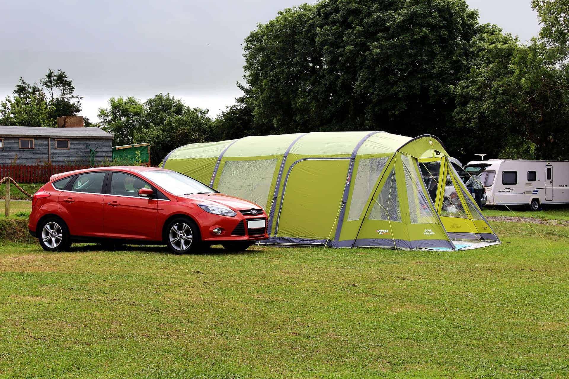 Bedste telt til 6 personer