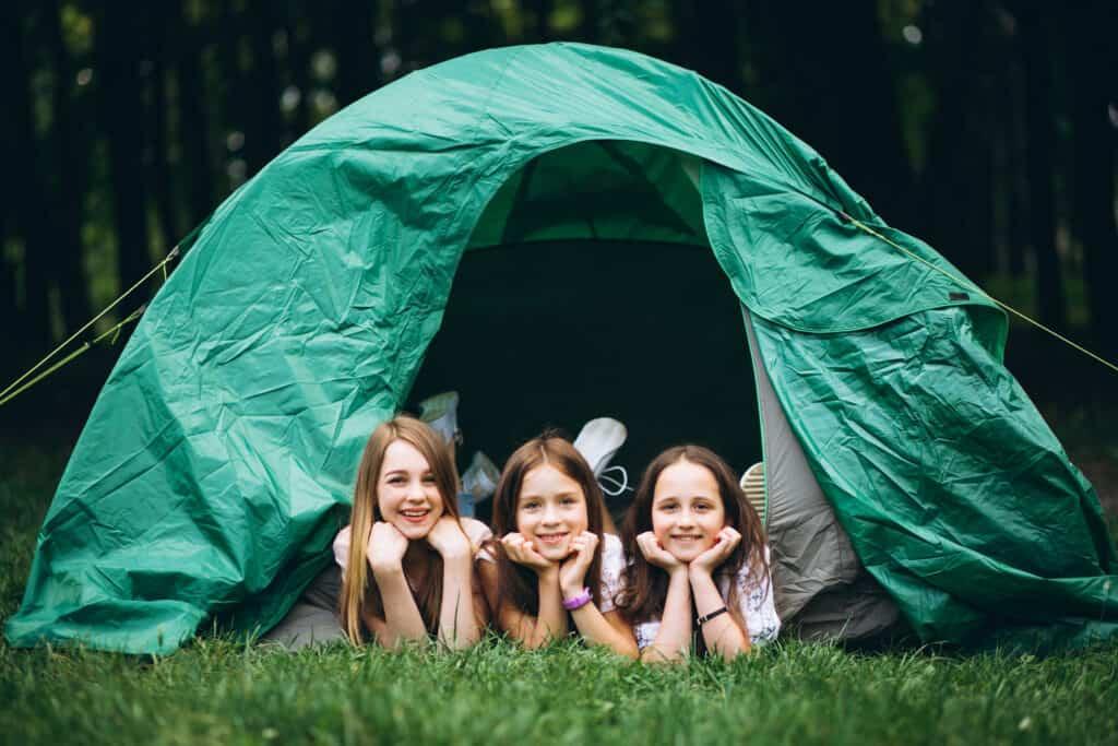 3 personers telt - telte til 3 personer