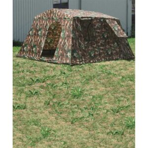Mil-Tec - 6-personers telt Woodland Camouflage