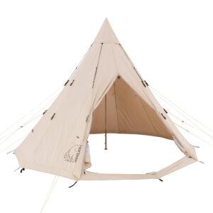Nordisk Alfheim 12.6 - Tipi telt i bomuld