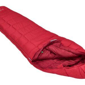 Vaude Sioux 800 sovepose LONG - Rød