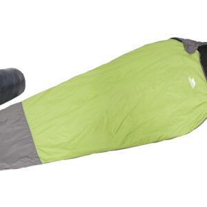 Trespass Stuffy sovepose - Letvægt - 220 x 80 x 50 cm - Grøn