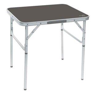 Campingbord - Aluminiumsstel (70 x 60 cm)