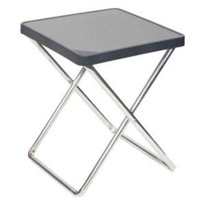 Crespo bordplade til klapstol 42,5 x 42,5 cm