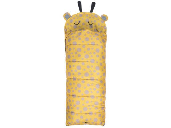 Trespass Savana - Sovepose til børn - 140 x 60cm - Doddy print