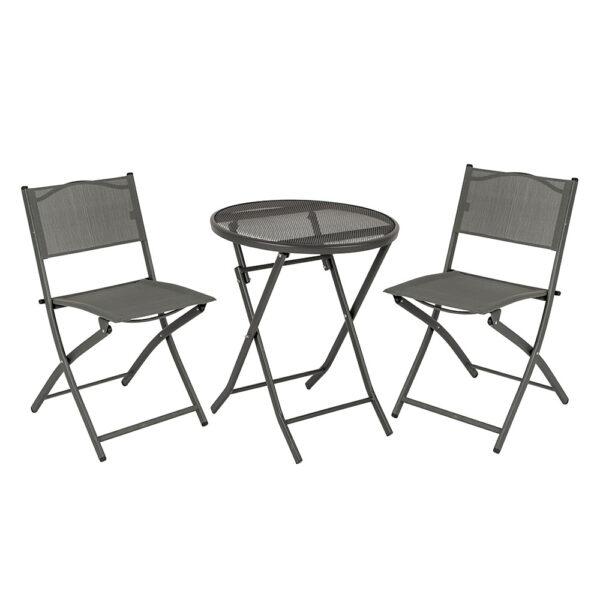 Bo-Camp bistrosæt med bord og stole