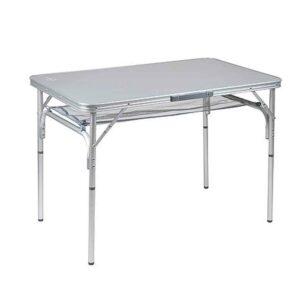 Campingbord Premium - Aluminiumsstel (100 x 60 cm)