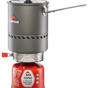 MSR - Reactor Stove System Gasbrænder (1,7L)