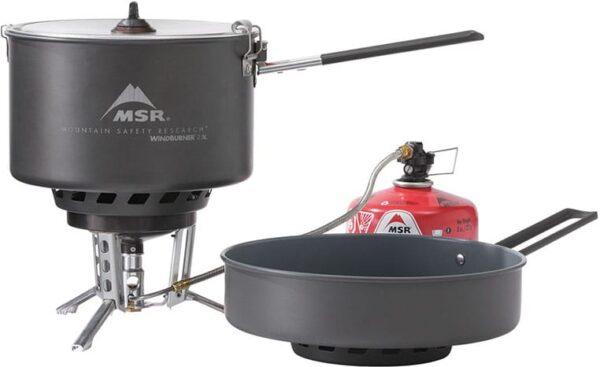 MSR - WindBurner Stove System Combo Sæt