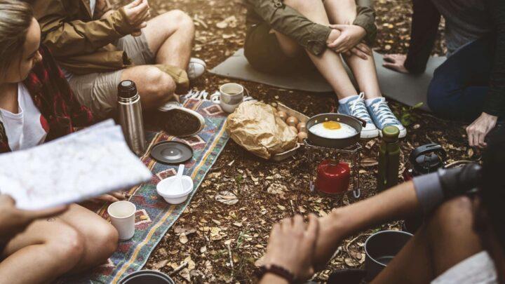 Find det bedste camping gasblus til dit camping køkken