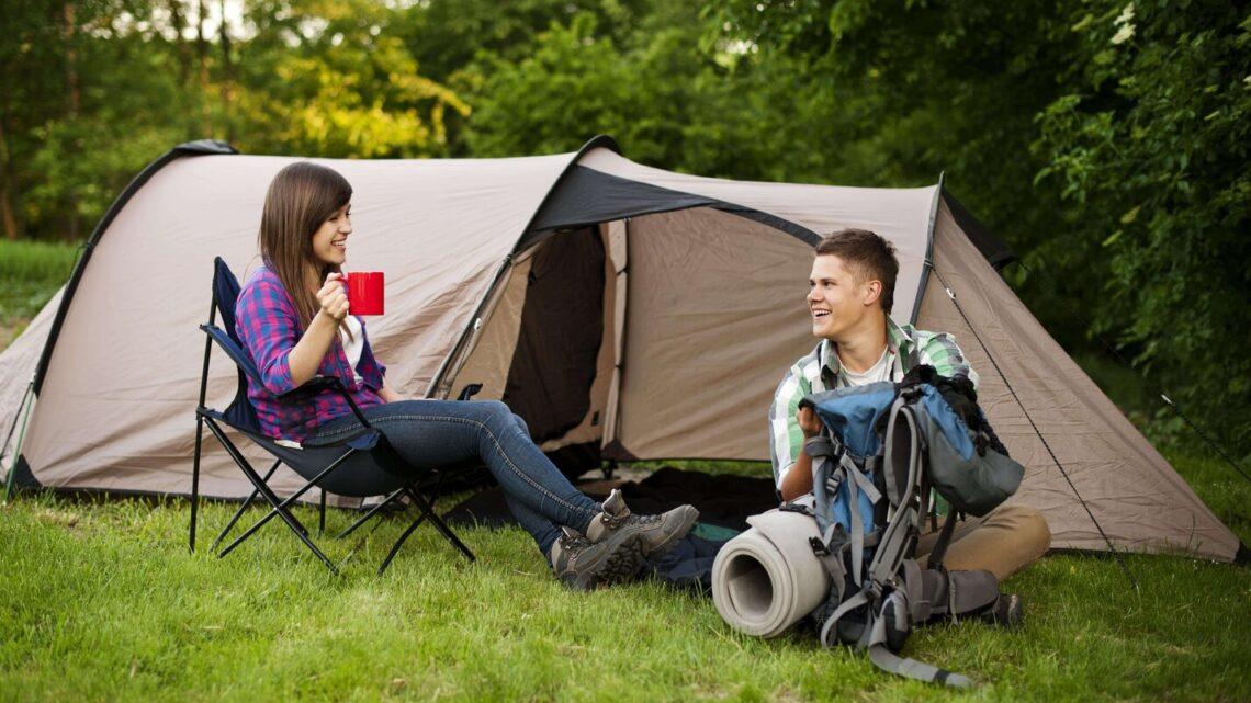 Den perfekte pakkeliste til camping i telt
