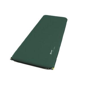 Outwell Nirvana Single XL - Selvoppustelig madras - 10 cm - Grøn