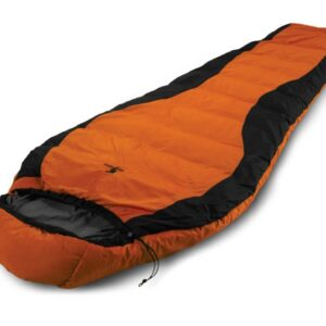 Wolf Camper Pioneer sovepose - Orange